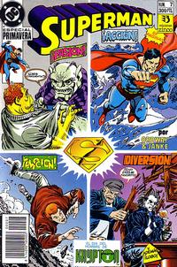 Cover Thumbnail for Especial Superman (Zinco, 1987 series) #7