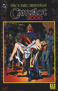Cover Thumbnail for Camelot 3000 (Zinco, 1993 series)