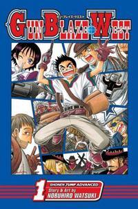 Cover Thumbnail for Gun Blaze West (Viz, 2008 series) #1