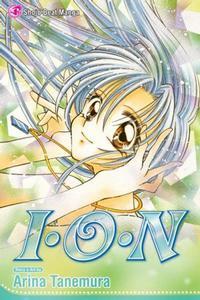 Cover Thumbnail for I.O.N (Viz, 2008 series)