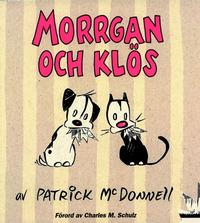 Cover Thumbnail for Morrgan och Klös (Bonnier Carlsen, 2000 series)