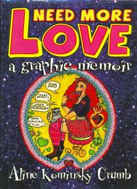 Cover Thumbnail for Need More Love A Graphic Memoir (MQ Publications, 2007 series)