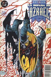 Cover Thumbnail for Batman: La espada de Azrael (Zinco, 1993 series) #3