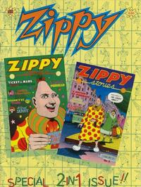 Cover Thumbnail for Zippy Special 2-In-1 Issue (Last Gasp, 1982 series) #[nn]