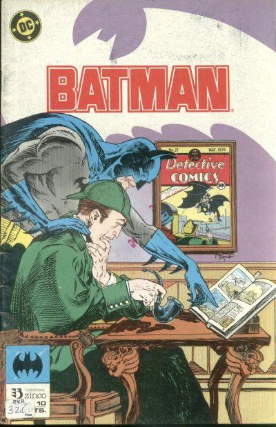 Cover for Batman (Zinco, 1987 series) #10