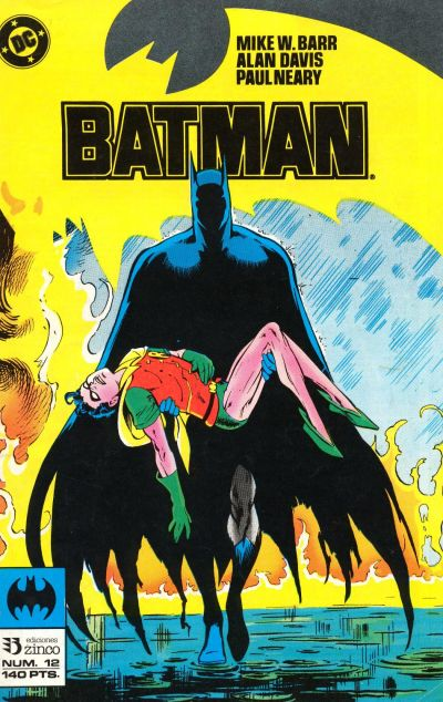 Cover for Batman (Zinco, 1987 series) #12
