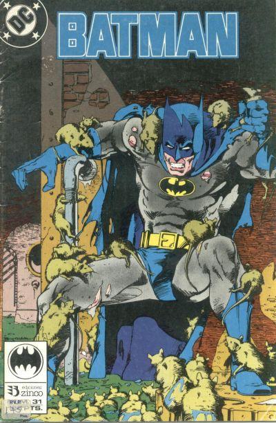 Cover for Batman (Zinco, 1987 series) #31