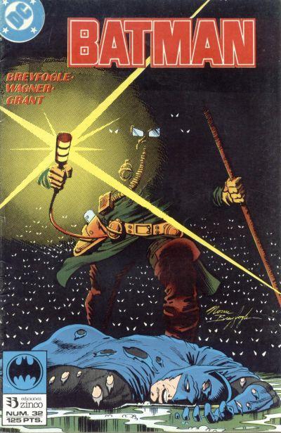 Cover for Batman (Zinco, 1987 series) #32