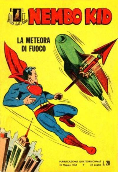 Cover for Albi del Falco (Arnoldo Mondadori Editore, 1954 series) #1