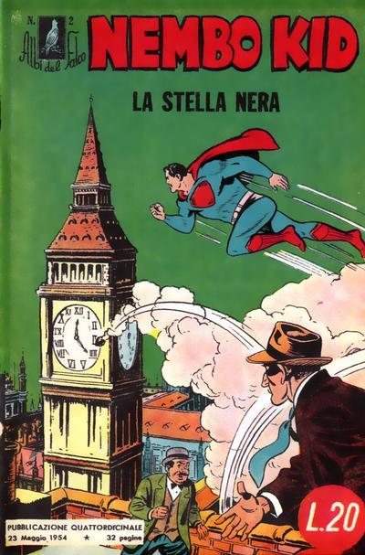 Cover for Albi del Falco (Arnoldo Mondadori Editore, 1954 series) #2