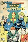 Cover for Liga de la Justicia (Zinco, 1988 series) #1