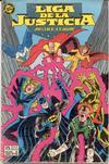 Cover for Liga de la Justicia (Zinco, 1988 series) #2