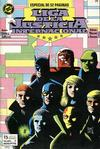 Cover for Liga de la Justicia Internacional (Zinco, 1988 series) #7