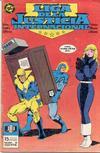 Cover for Liga de la Justicia Internacional (Zinco, 1988 series) #8