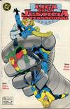 Cover for Liga de la Justicia Internacional (Zinco, 1988 series) #9