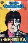 Cover for Liga de la Justicia Internacional (Zinco, 1988 series) #10