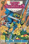 Cover for Liga de la Justicia Internacional (Zinco, 1988 series) #11