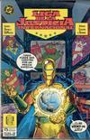 Cover for Liga de la Justicia Internacional (Zinco, 1988 series) #12