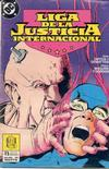 Cover for Liga de la Justicia Internacional (Zinco, 1988 series) #14