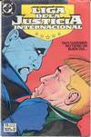 Cover for Liga de la Justicia Internacional (Zinco, 1988 series) #15
