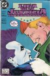 Cover for Liga de la Justicia Internacional (Zinco, 1988 series) #16