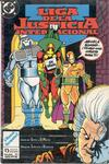 Cover for Liga de la Justicia Internacional (Zinco, 1988 series) #17