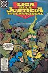 Cover for Liga de la Justicia Internacional (Zinco, 1988 series) #18