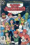 Cover for Liga de la Justicia Internacional (Zinco, 1988 series) #19