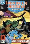 Cover for Liga de la Justicia América (Zinco, 1989 series) #20