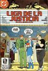 Cover for Liga de la Justicia América (Zinco, 1989 series) #22