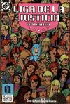 Cover for Liga de la Justicia América (Zinco, 1989 series) #23
