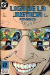 Cover for Liga de la Justicia América (Zinco, 1989 series) #24