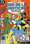 Cover for Liga de la Justicia América (Zinco, 1989 series) #25