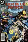 Cover for Liga de la Justicia América (Zinco, 1989 series) #26