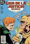 Cover for Liga de la Justicia América (Zinco, 1989 series) #27