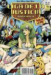 Cover for Liga de la Justicia América (Zinco, 1989 series) #28