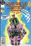 Cover for Liga de la Justicia América (Zinco, 1989 series) #30