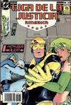 Cover for Liga de la Justicia América (Zinco, 1989 series) #31