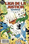 Cover for Liga de la Justicia América (Zinco, 1989 series) #32