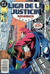 Cover for Liga de la Justicia América (Zinco, 1989 series) #33