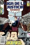 Cover for Liga de la Justicia América (Zinco, 1989 series) #35