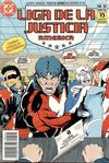 Cover for Liga de la Justicia América (Zinco, 1989 series) #36