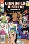 Cover for Liga de la Justicia América (Zinco, 1989 series) #37