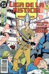 Cover for Liga de la Justicia América (Zinco, 1989 series) #38