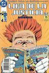Cover for Liga de la Justicia América (Zinco, 1989 series) #40