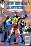 Cover for Liga de la Justicia América (Zinco, 1989 series) #41
