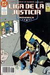 Cover for Liga de la Justicia América (Zinco, 1989 series) #43