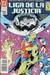 Cover for Liga de la Justicia América (Zinco, 1989 series) #44
