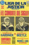 Cover for Liga de la Justicia América (Zinco, 1989 series) #46