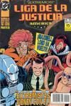 Cover for Liga de la Justicia América (Zinco, 1989 series) #51